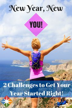 Introducing Two New Challenges for the New Year! New year, new you--try these new challenges to spark your 2016 goals!| via @SparkPeople