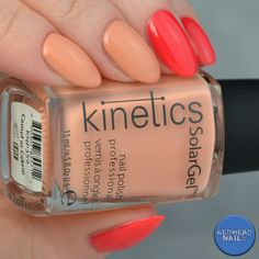 "Kinetics ""Camel or cabrio"" & ""Too hot to belive"" Nail Blog, Camel, About Me Blog, Nail Polish, Nails, Hot, Ongles, Finger Nails, Camels"