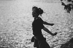 Came back from the beach  - ( by Serge Levin) - #lindseystirling #violinist…