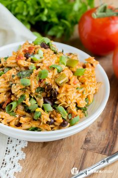 Slow Cooker Southwest Chicken and Rice is a meal you won't want to pass up. This dish has everything you need for a yummy dinner. Loaded with chicken, veggies, rice and of course cheese. Who could forget the cheese! Has tons of flavor and is perfect for a busy night.  Head to to bottom of …
