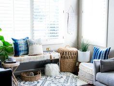 My Secrets to Updating Living Rooms - Anita Yokota