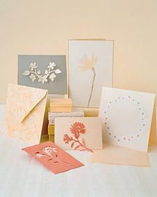 Make Mom a Paper-Cutout Card for Mother's Day