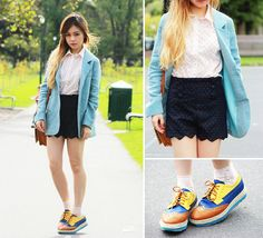 Happy Easter + Giveaway! (by Chloe T) http://lookbook.nu/look/3303707-Happy-Easter-Giveaway