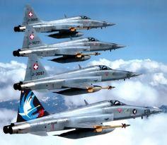 Switzerland AF Units