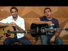 """Video aula de violão com o Gustavo Fofão e o Leo Eymard do CifraClub com a música """"My Sweet Lord"""" – George Harrison."""