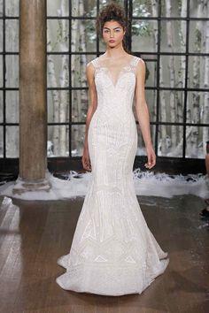 Ines Di Santo   Fall/Winter 2015   Seville Wedding Dress