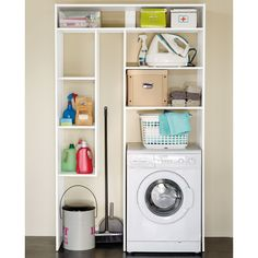 Unique Furniture, Home Furniture, Outdoor Laundry Rooms, Laundry Cupboard, Laundy Room, Corner Closet, Utility Cabinets, Shabby Chic Kitchen Decor, Diy Store