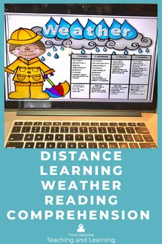 Weather activities for teaching science includes weather reading passages with a bonus weather science activity. Digital and print version included. Your students will focus on asking and answering questions, main idea, making connections between scientific concepts, vocabulary, and text features. Learning Weather, Weather Activities For Kids, Weather Science, Reading Comprehension Passages, Making Connections, Main Idea, Text Features, Teaching Science, Vocabulary