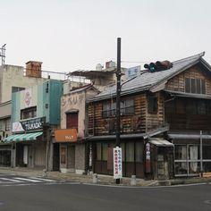 夢と希望しかない昭和レトロな街。 [栃木県・那珂川町]