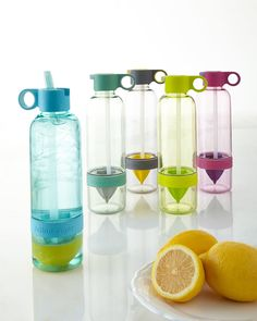 Love this water bottle - makes drinking all that water so much easier!