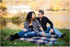 Peaks of Otter Lodge | Engagement |  Skyryder Photography