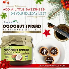 Add a little sweetness on your holiday list!