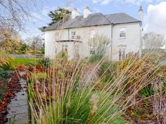 Cassestown House in Thurles, Co. Cottage, Cabin, Country, House Styles, Garden, Home Decor, Garten, Decoration Home, Rural Area