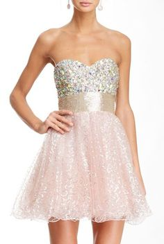 Pretty Pretty Sparkly Dress
