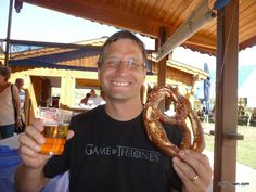 A very happy guy at Biergarten #Festival in Morrison, #Colorado by @GACC_Colo. More info http://www.heiditown.com/2013/06/21/featured-festival-biergarten-festival-morrison-colorado/