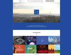 """Check out new work on my @Behance portfolio: """"Agence Multimédia Sorbonne"""" http://be.net/gallery/47405483/Agence-Multimdia-Sorbonne"""