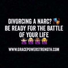When It's Over & You'd Never Marry Them Again: 3 Tips To Divorce A Narcissist