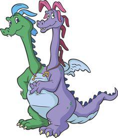 Dragon tales! <3