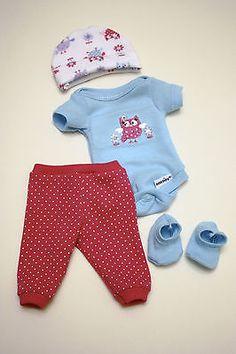 "OOAK Baby Doll Clothes Bodysuit Tiny Miracle Mini Reborn Micro Preemie 10"""