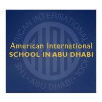 American International School in Abu Dhabi (AISA)- Abu Dhabi , UAE #Logo #Logos #Design #Vector #Creative #Schools #Education #Abu Dhabi-http://www.edarabia.com/323/american-international-school-abu-dhabi/