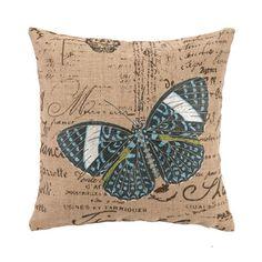 Carmel Decor - D.L. Rhein Embroidered Decorative Pillow