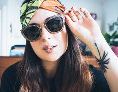 Mademoiselle Robot #sunglasses #fblogger #fashion #blogger #accessories