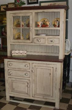 rustic hutch - Google Search