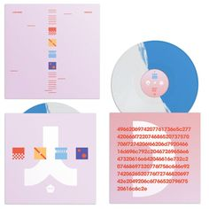 Com Truise - Iteration Limited Vinyl Record LP - Ghostly International