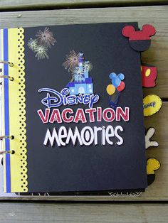 See It, Snap It, Scrap It!: My Latest Disney Album ...