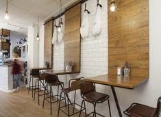 Coper y Porter | Iberics #restaurant #interiordesign