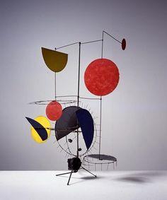 Obra movil, de Jean Tinguely