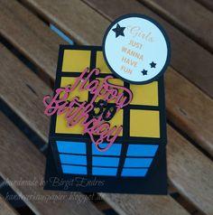 HandWerk aus Papier: Back to the 80's
