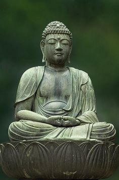 Be Buddha-like