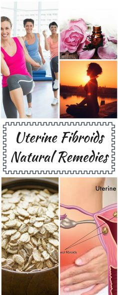Natural treatments for fibroids tend to be much safer compared to conventional medication as they cause little or no side effects.