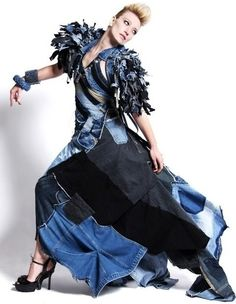 Масса стильных идей по переделке одежды — Look At Me — Посты — поток «Мода»
