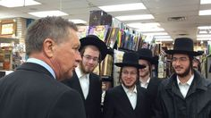 It's the Talmud, Stupid! Poor, Deluded John Kasich