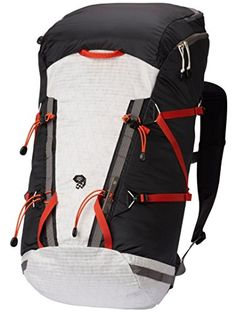 Mountain Hardwear SummitRocket 30 Backpack  Shark Onesize -- To view further for this item, visit the image link.(This is an Amazon affiliate link and I receive a commission for the sales)