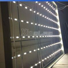 Flexible Lattice Led Light Bar Led Curtain Matrix