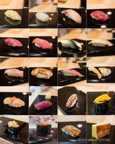 20-course Omakase at Sukiyabashi Jiro in Tokoyo, Japan. A one of a kind sushi dining experience unlike any other. Inspired by the 5 star documentary Jiro Dreams of Sushi. Prices are expensive like 400+ US Dollars for 20 minutes. Reservations are nearly impossible but we can dream ; )