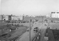 Bab El Had, Rabat, c. 1950