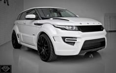 #Onyx Concept shows Rogue Edition based on #RangeRover #Evoque