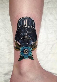 star wars darth vader tattoo-15