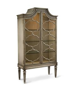 Surya Display Cabinet - FURNITURE - Cabinets and Bookcases