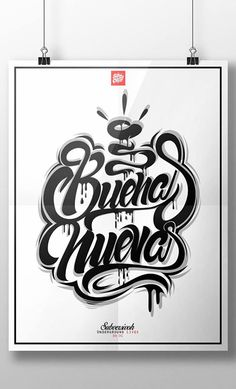 30 Remarkable Examples of Lettering in Graphic Design - 26