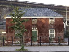Alex Chinneck Melting House