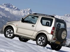 Suzuki Jimny - can't go wrong