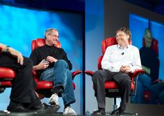 2 men that change the whole tech-industry