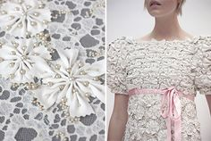 MMÉTIERS D'ART KNOW-HOW  3. PEARLS, LACE AND LEATHER