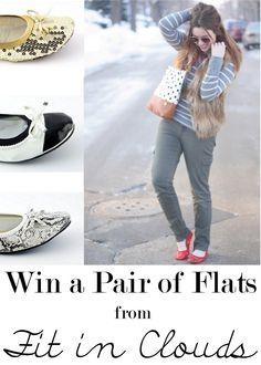 Ruby Girl: Win a Pair of Flats!