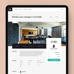 Selecto в Instagram: «#SelectoDesign This design brings a new breath to the platform for a long-term apartment rental🏠 The product helps large groups of people…» O Design, Ui Ux Design, Rental Apartments, Platform, Tourism, Instagram, People, Turismo, Heel